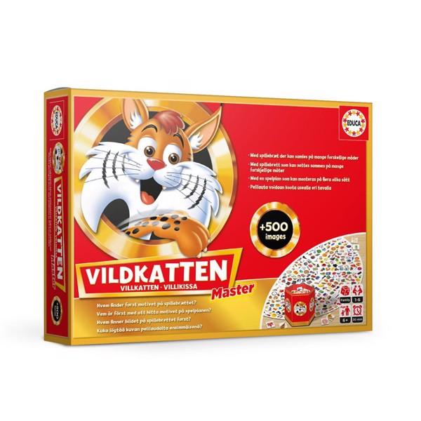 Image of Vildkatten Master 500 - Fun & Games (MAK-015018)