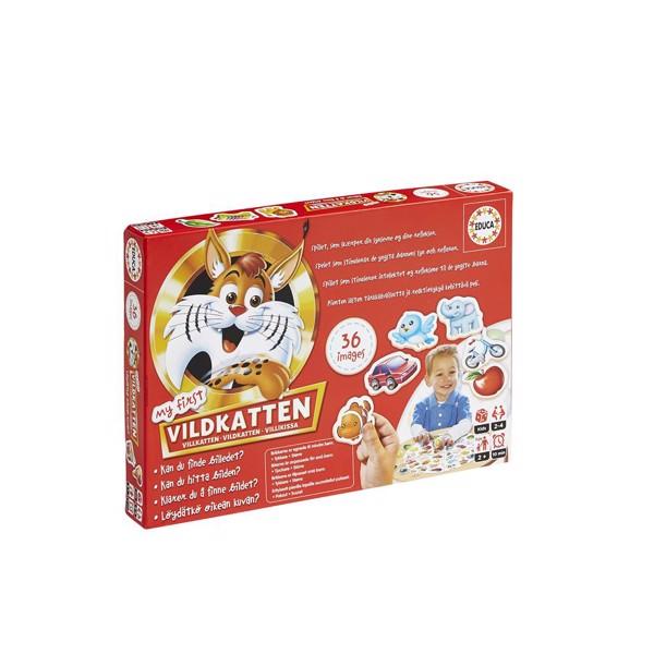 Image of Vildkatten My First - Fun & Games (MAK-015733)