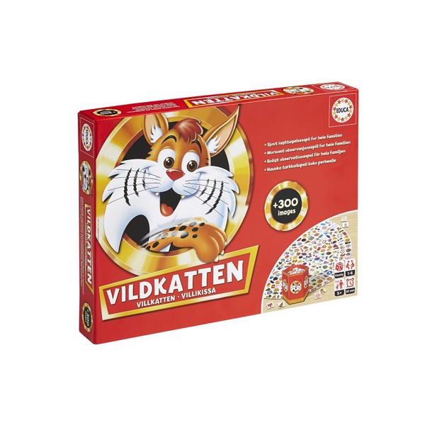Image of Vildkatten Classic 300 - Fun & Games (MAK-016438)