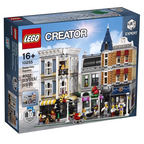 Image of Butiksgade - 10255 - LEGO Creator (10255)