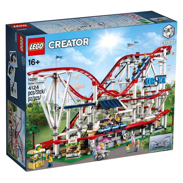 Image of Rutsjebane - 10261 - LEGO Creator Expert (10261)