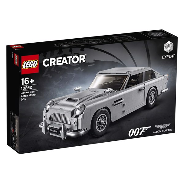 Image of James Bond Aston Martin DB5 - 10262 - LEGO Creator Expert (10262)