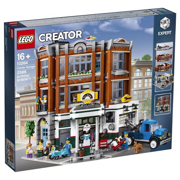 Image of Hjørneværksted - 10264 - LEGO Creator (10264)