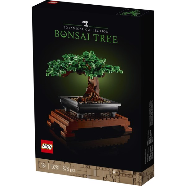 Image of Bonsai Tree - 10281 - LEGO Creator Expert (10281)