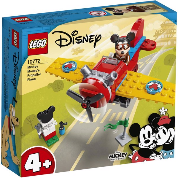 Image of Mickey Mouses propelfly - 10772 - LEGO Mickey & Friends (10772)