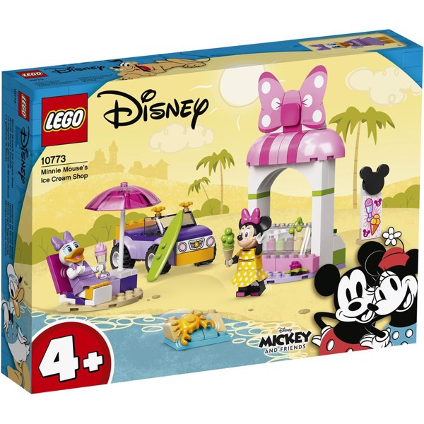 Image of Minnie Mouses isbutik - 10773 - LEGO Mickey & Friends (10773)
