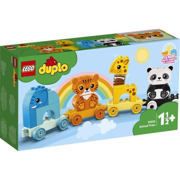 Image of Dyretog - 10955 - LEGO DUPLO (10955)