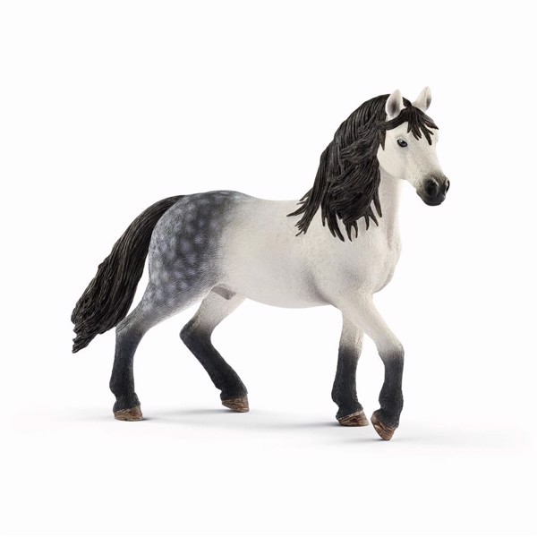 Image of Andalusisk hingst - Schleich (MAK-13821)