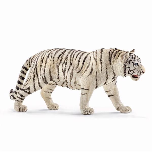 Image of Tiger, hvid - Schleich (MAK-14731)