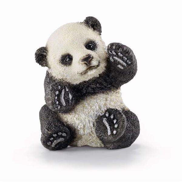 Panda unge der leger - Schleich