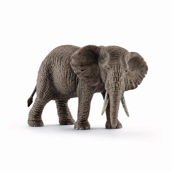 Image of Afrikansk hun-elefant - Schleich (MAK-14761)