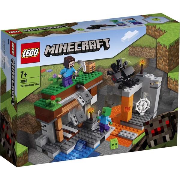 "Image of Den ""forladte"" mine - 21166 - LEGO Minecraft (21166)"