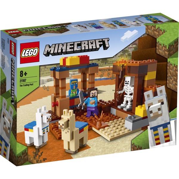 Image of Handelsposten - 21167 - LEGO Minecraft (21167)