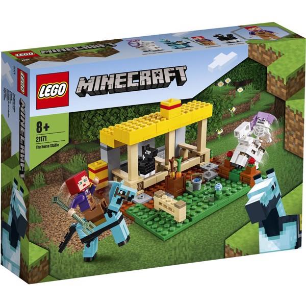 Image of Hestestalden - 21171 - LEGO Minecraft (21171)