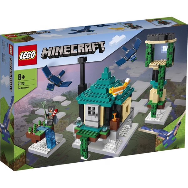Image of Himmeltårnet - 21173 - LEGO Minecraft (21173)
