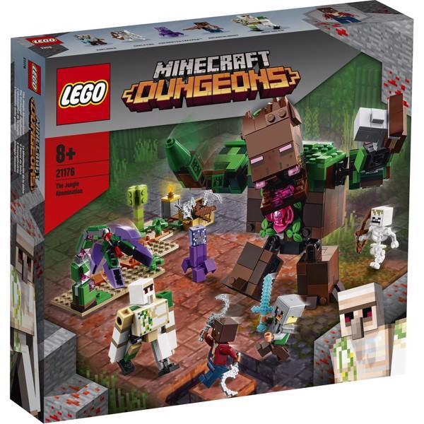 Image of Det afskyelige junglevæsen - 21176 - LEGO Minecraft (21176)