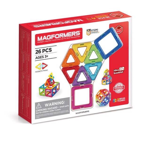 Image of Magformers-26 - Magformers (MAK-3002)