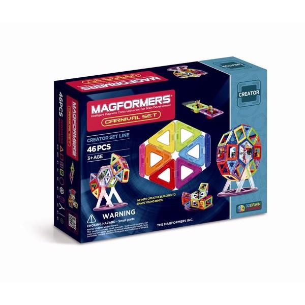 Image of Carnival Set - Magformers (MAK-3005)