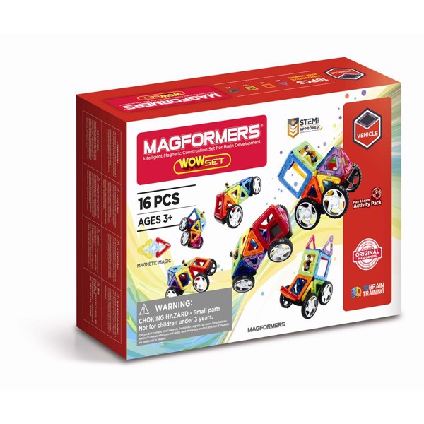 Image of Wow Set - Magformers (MAK-3012)