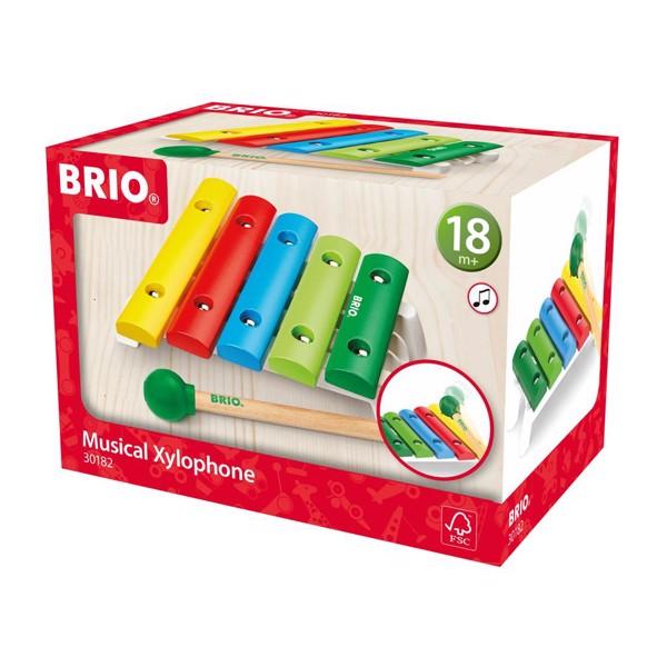 Xylofon - 30182 - BRIO Toddler