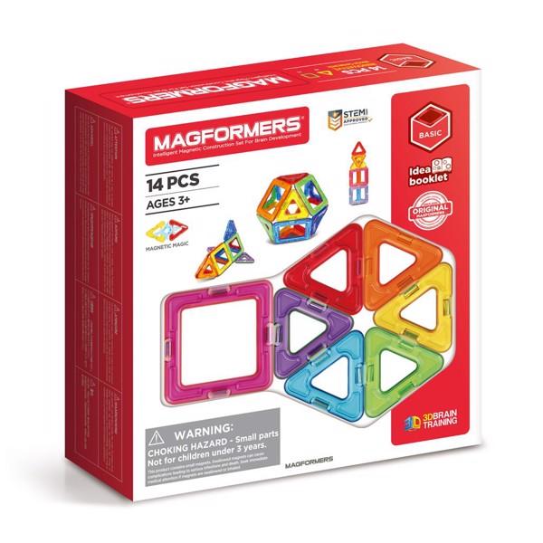 Image of Magformers-14 - Magformers (MAK-3022)