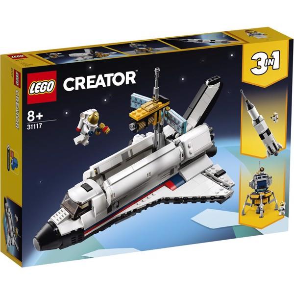 Image of Rumfærge-eventyr - 31117 - LEGO Creator (31117)