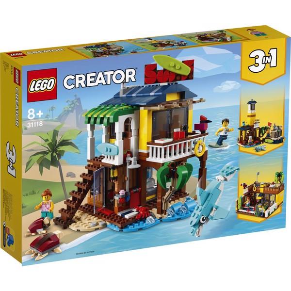Image of Surfer-strandhus - 31118 - LEGO Creator (31118)
