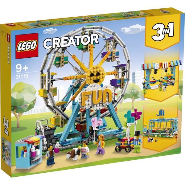 Image of Pariserhjul - 31119 - LEGO Creator (31119)