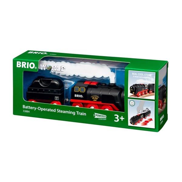 Image of Batteridrevet damptog - BRIO (B33884)