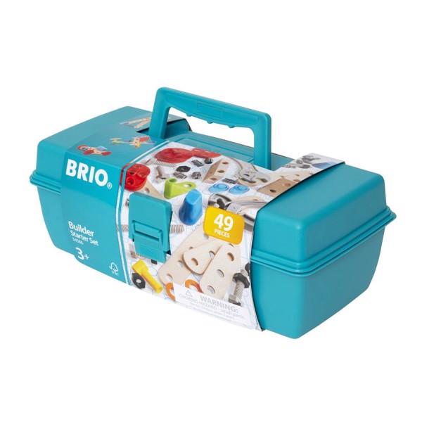 Image of BBS Starter Set - 34586 - BRIO Builder (34586)