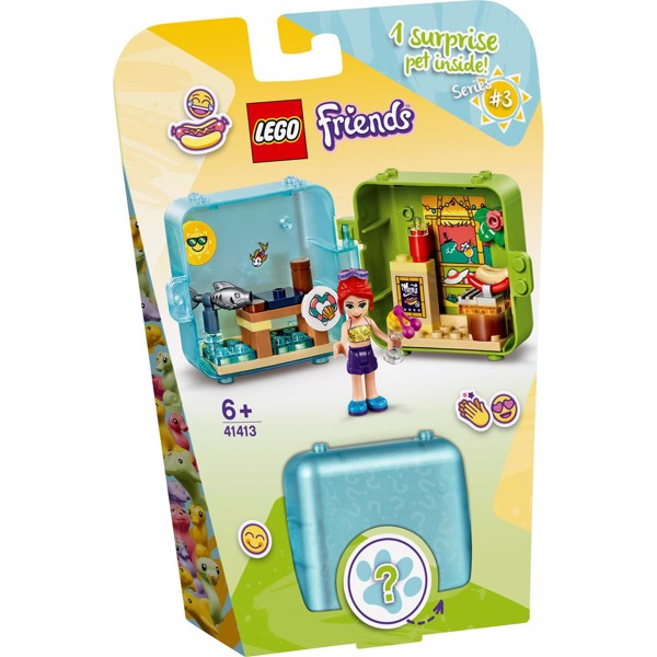 Image of Mias sommerlegeboks - 41413 - LEGO Friends (41413)