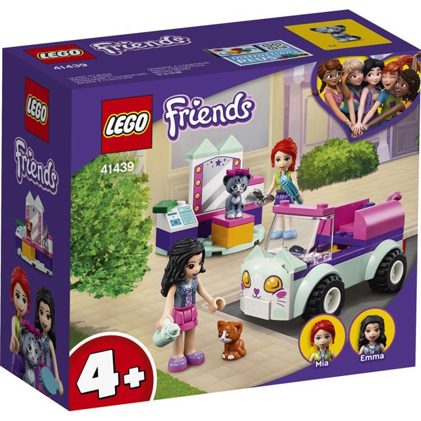 Image of Katteplejebil - 41439 - LEGO Friends (41439)