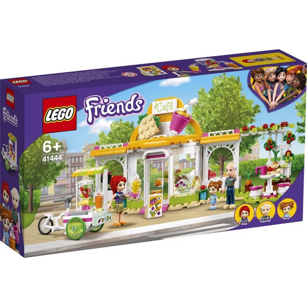 Image of Heartlake økocafé - 41444 - LEGO Friends (41444)