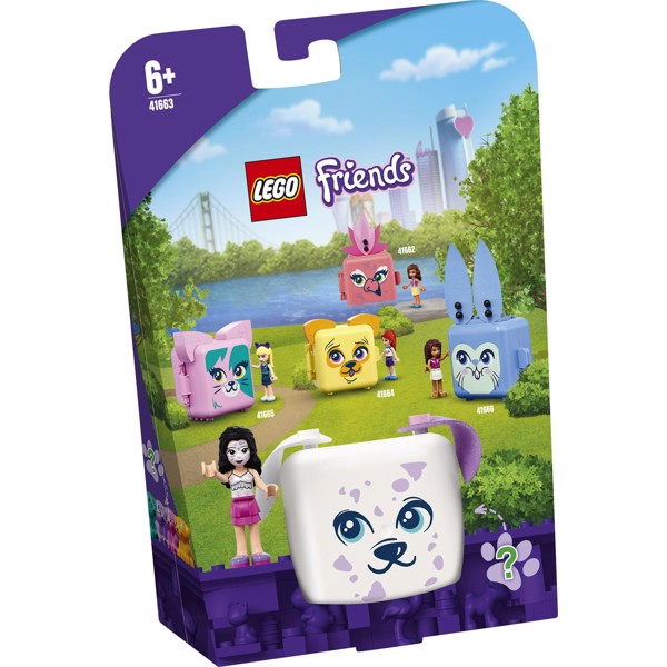 Image of Emmas dalmatinerboks - 41663 - LEGO Friends (41663)