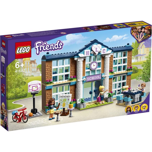 Image of Heartlake skole - 41682 - LEGO Friends (41682)