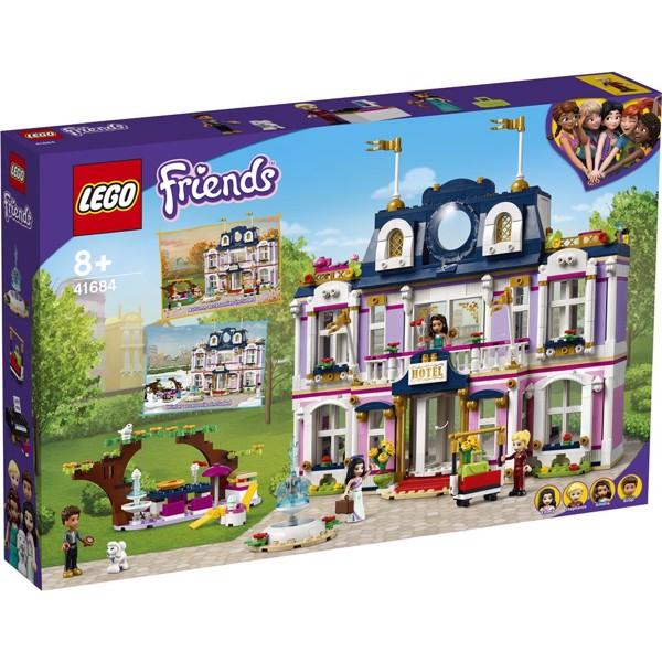 Image of Heartlake Grand Hotel - 41684 - LEGO Friends (41684)