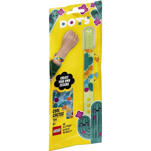 Image of Armbånd med cool kaktus - 41922 - LEGO DOTS (41922)