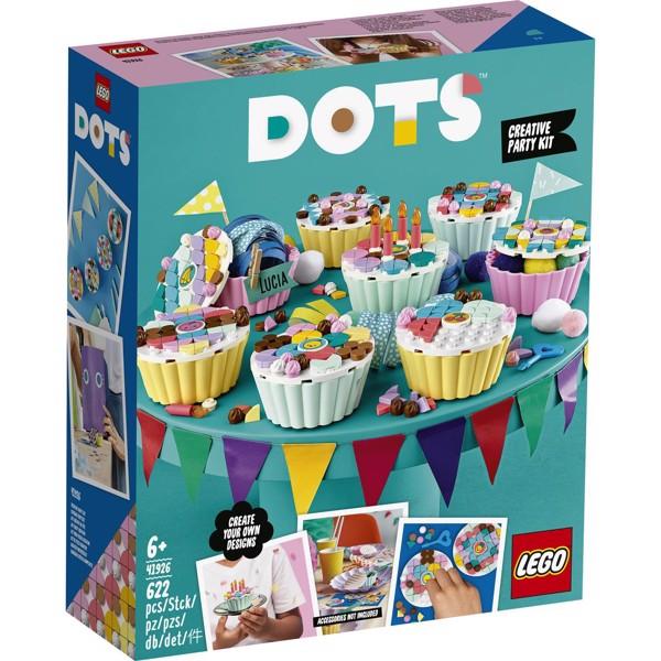 Image of Kreativt festsæt - 41926 - LEGO DOTs (41926)