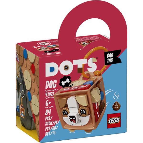 Image of Taskevedhæng - hund - 41927 - LEGO DOTS (41927)