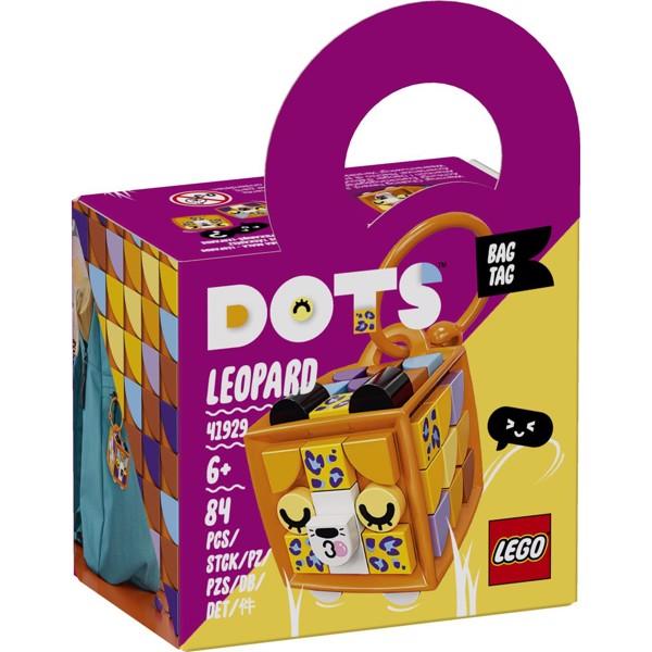 Image of Taskevedhæng - leopard - 41929 - LEGO DOTS (41929)