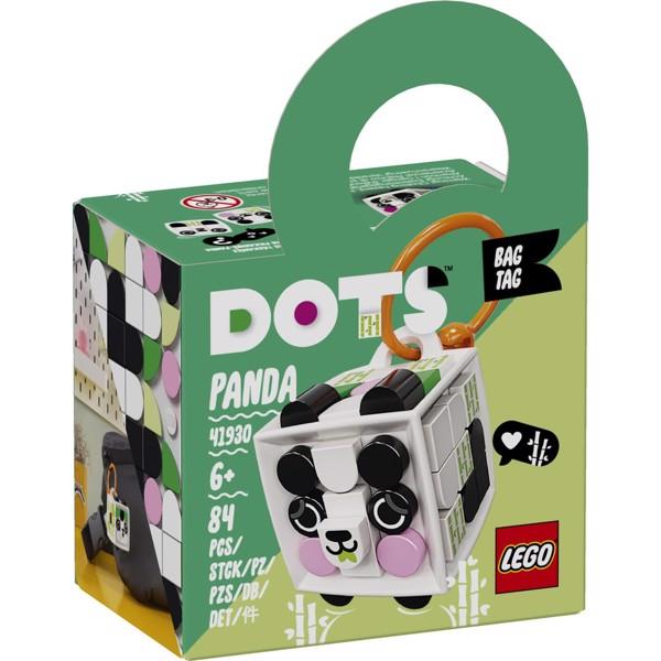 Image of Taskevedhæng - panda - 41930 - LEGO DOTS (41930)