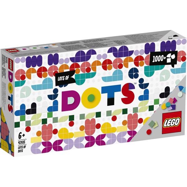 Image of Masser af DOTS - 41935 - LEGO DOTS (41935)
