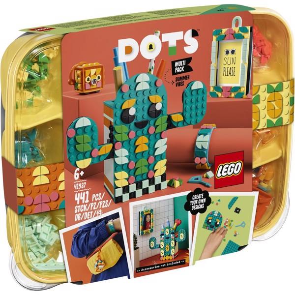 Image of Multipak med sommerstemning - 41937 - LEGO DOTS (41937)
