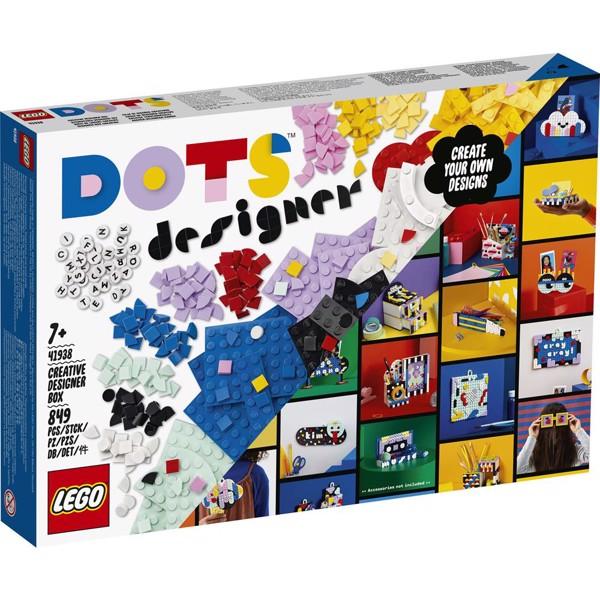 Image of Kreativt designersæt - 41938 - LEGO DOTS (41938)