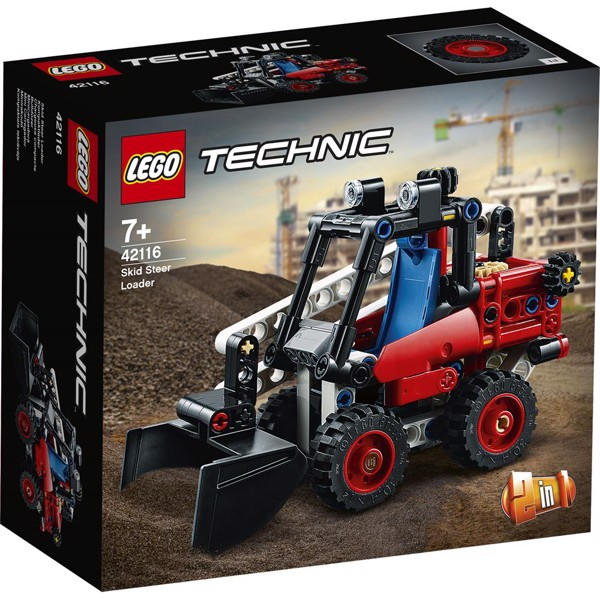 Image of Minilæsser - 42116 - LEGO Technic (42116)