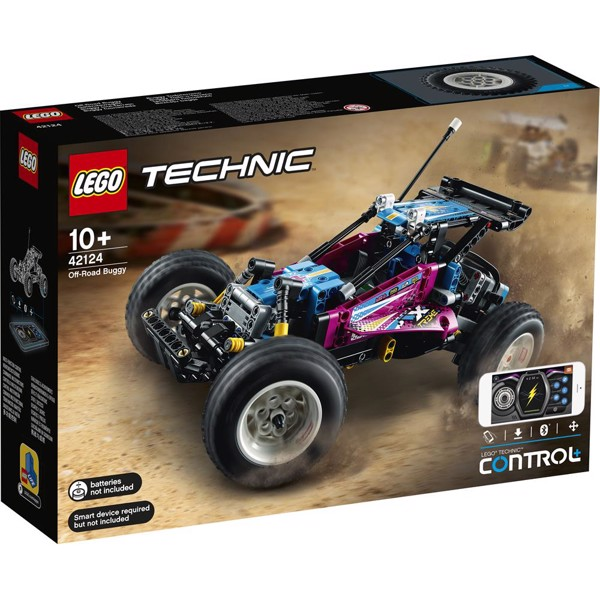 Image of Offroader-buggy - 42124 - LEGO Technic (42124)
