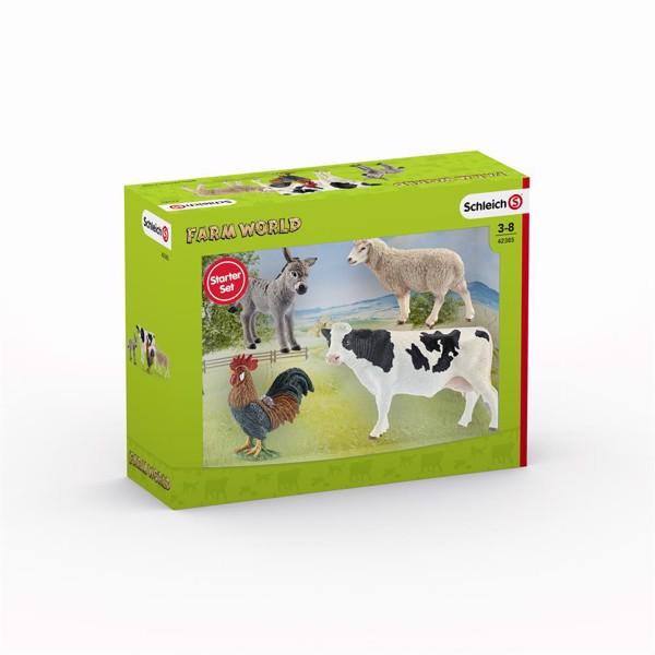 Image of Farm World starter set - Schleich (MAK-42385)
