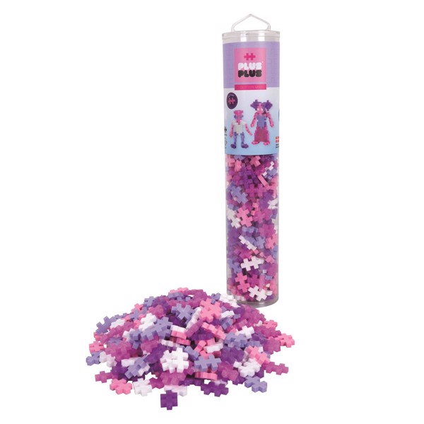Image of Glitter mix, 240 pcs - Plus-Plus (PP4243)
