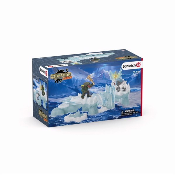 Image of Attack on Ice Forress - Schleich (MAK-42497)
