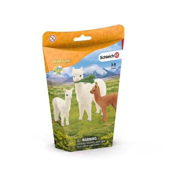 Image of Alpaca Set - Schleich (MAK-42544)